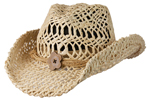 Womens Maize Western Fashion Hat