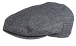 Alfred Gentlemans Herringbone Drivers Cap